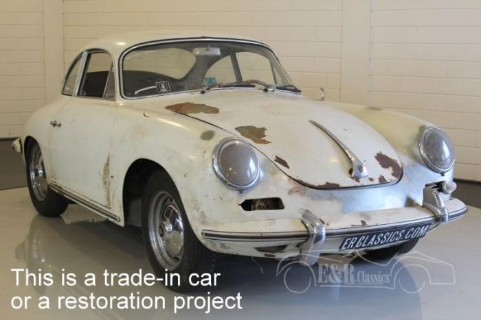 Porsche 356B 1600S coupe 1962  kopen