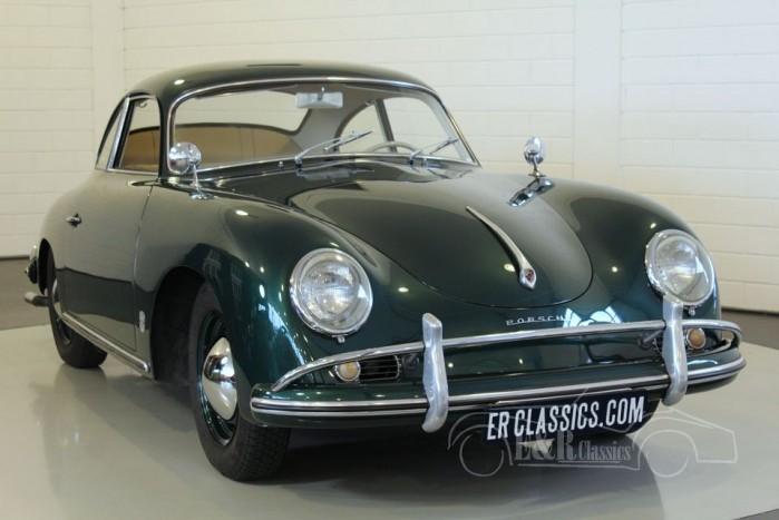Porsche 356 A Coupe 1956 kopen