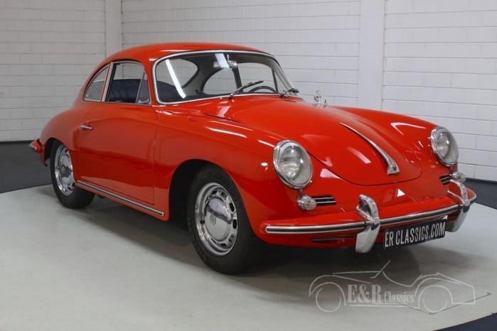 Porsche 356C kopen