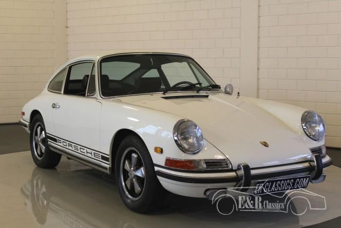 Porsche 911 L coupe White 1968  kopen