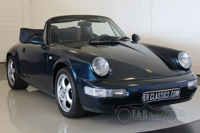 Porsche 911 964 Carrera 2 cabriolet 1991 kopen
