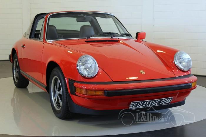 Porsche 911 S Targa small body 1976 kopen