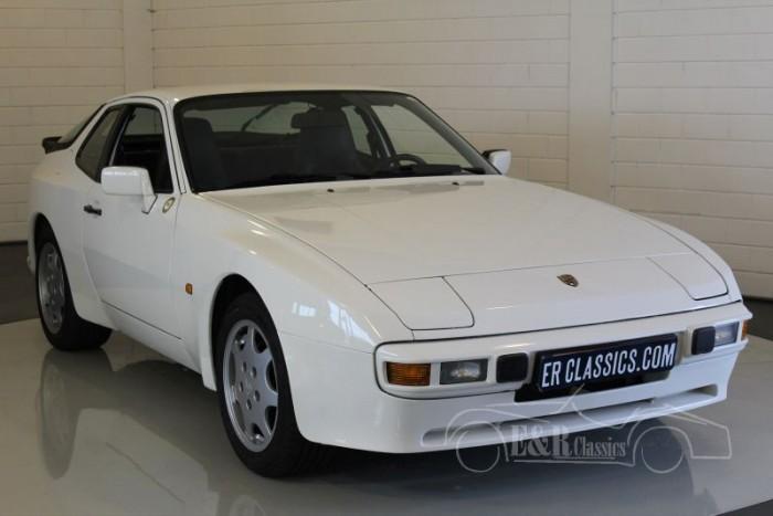 Porsche 944 S 16V coupe 1987  kopen