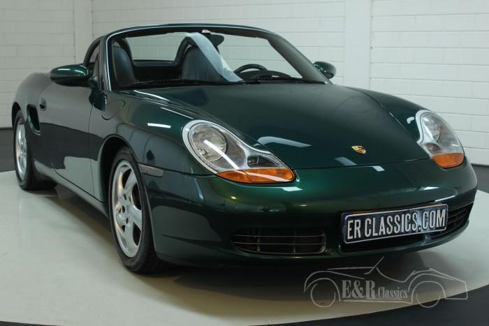 Porsche Boxster S cabriolet 2000  kopen