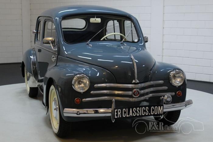 Renault 4CV Saloon 1958 kopen