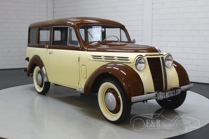 Renault Juvaquatre Dauphinoise kopen