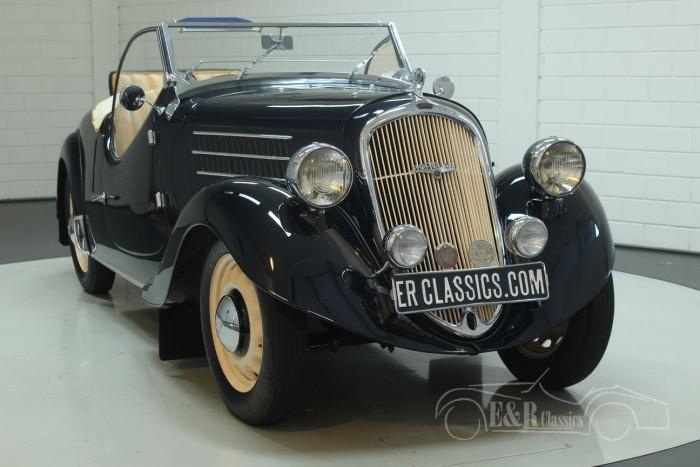 Skoda Popular II 420 Roadster 1937  kopen