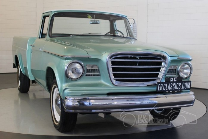 Studebaker Champ Pick-up 1963  kopen