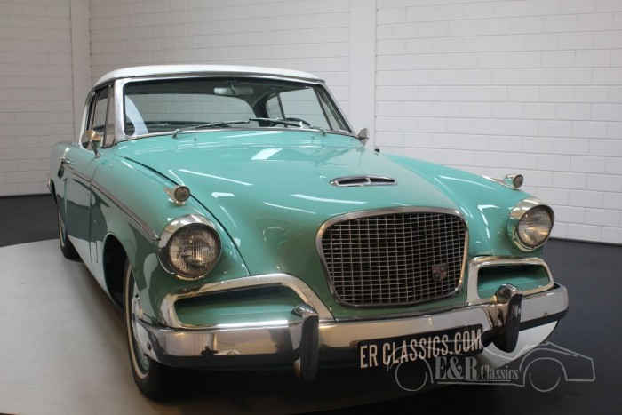 Studebaker Sky Hawk Coupé 1956  kopen