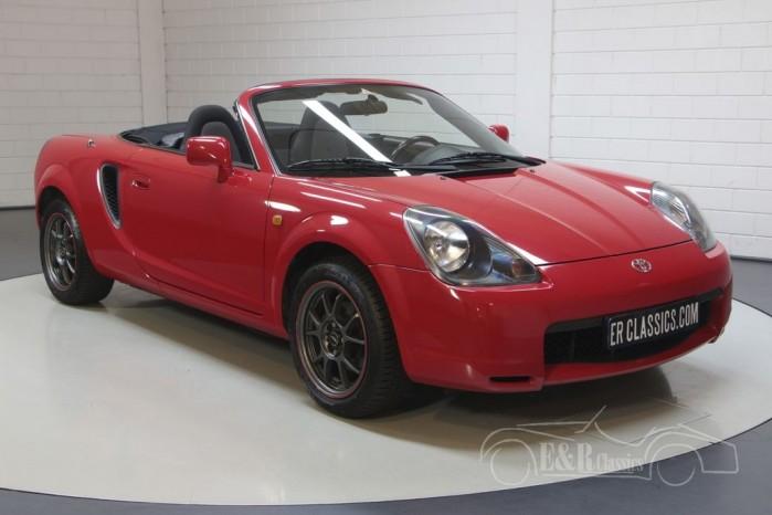 Toyota MR2 kopen