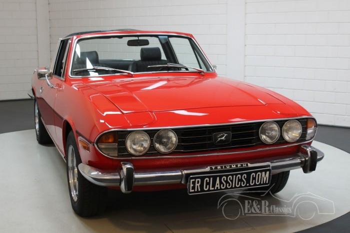 Triumph Stag 3.0 V8 1974 kopen
