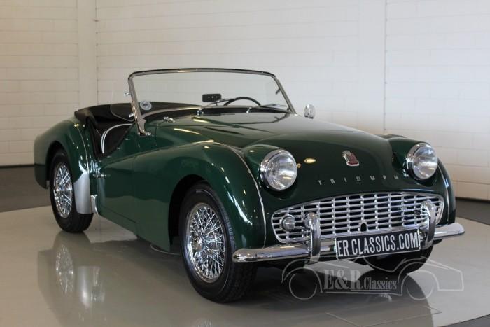 Triumph TR3A Cabriolet 1958 kopen