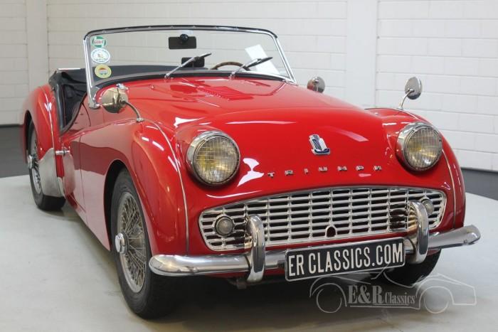 Triumph TR3A 1960  kopen