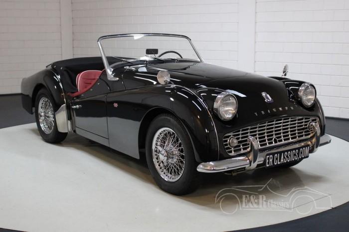 Triumph TR3A kopen