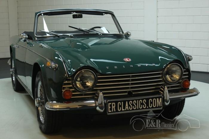 Triumph TR4A IRS 1968 kopen