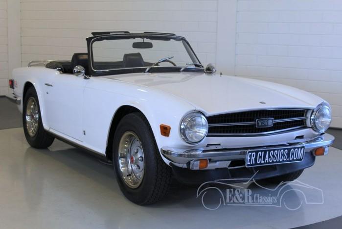Triumph TR6 1976 Overdrive kopen