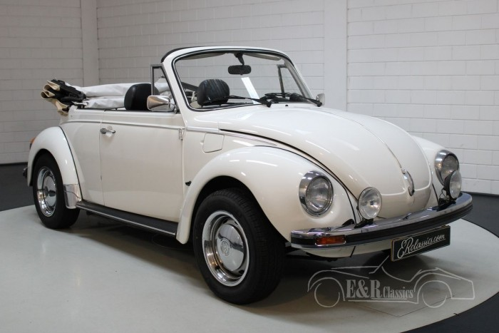 Volkswagen Beetle 1303LS Cabriolet 1979 kopen