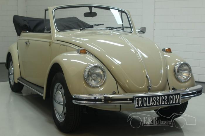 VW Kever 1500 cabriolet 1970  kopen