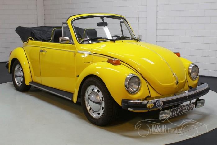 Volkswagen Beetle Cabriolet kopen