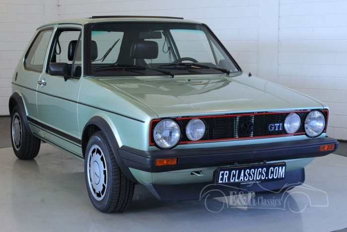 Volkswagen Golf GTI MKI 1981 kopen