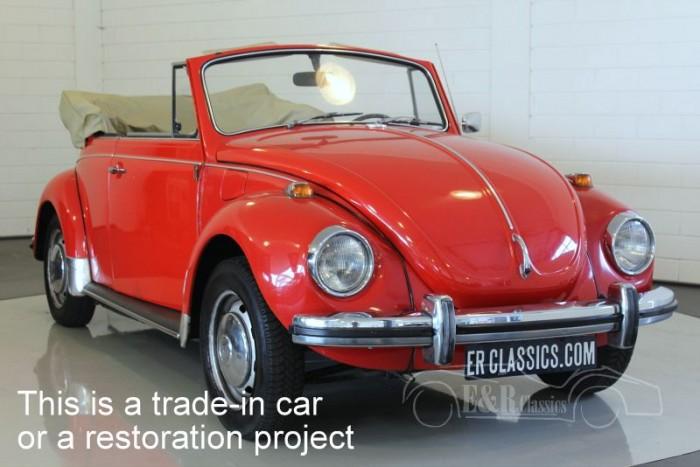 Volkswagen Beetle 1302 Cabriolet 1971  kopen
