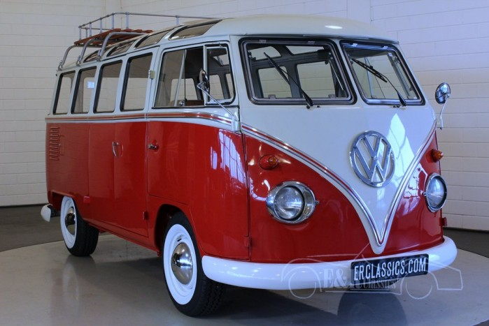 Volkswagen T1 Bus 1972 kopen