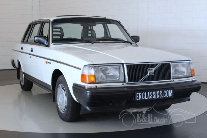 Volvo 240 GL sedan 1988  kopen