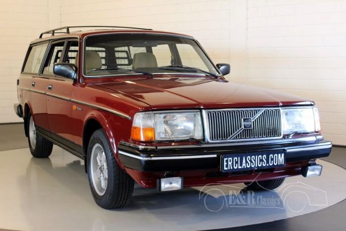 Volvo 240 GL Station 1986  kopen