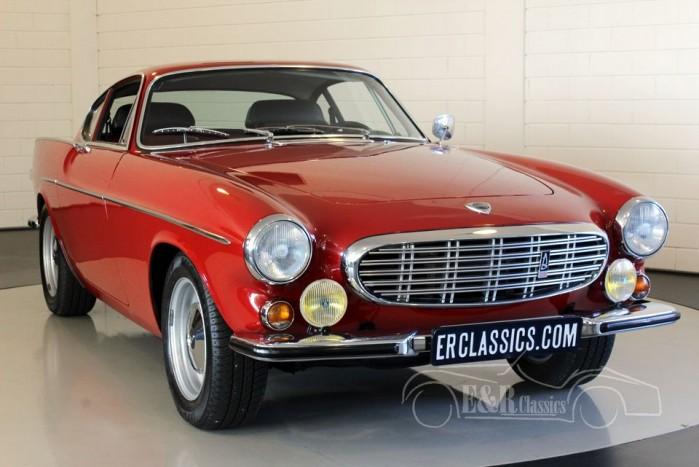 Volvo P 1800 S coupe 2.0 1969 kopen