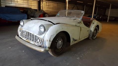 Triumph TR3 B 1962 kopen