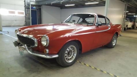 Volvo p1800 Jensen 1962 kopen