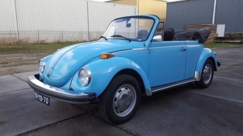 Volkswagen Beetle 1303 Cabriolet 1974 kopen