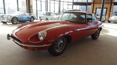 Jaguar E-type S2 2-seater Coupé 1969 kopen