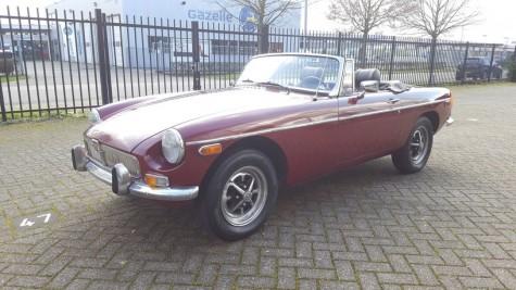MG B Cabriolet 1978 kopen