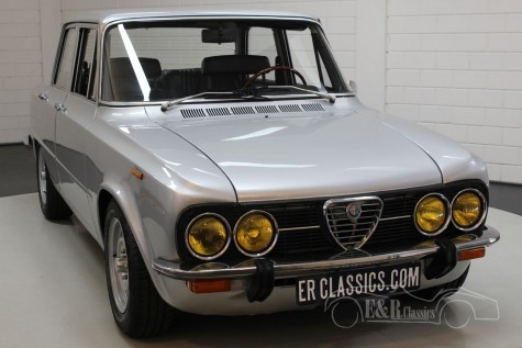 Alfa Romeo Giulia Nuova Super 1600 1977 kopen