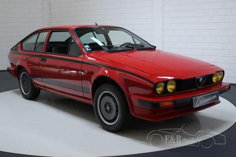 Alfa Romeo GTV 2.0 Grand Prix 1981 kopen