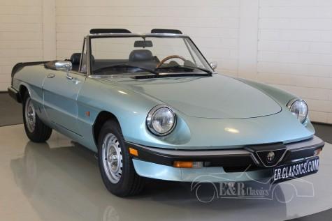Alfa-Romeo Spider 2.0 1985 kopen