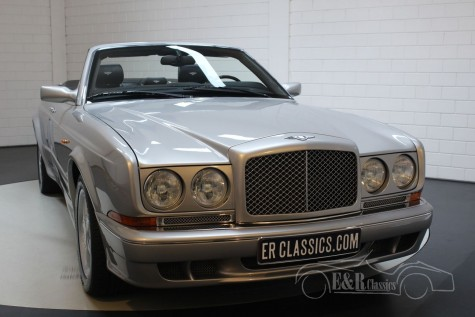 Bentley Azure Mulliner Wide Body 2001 kopen