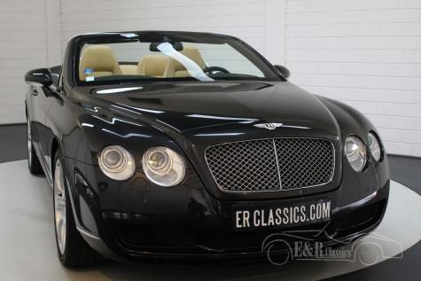 Bentley Continental GTC 6.0 W12 2007 kopen