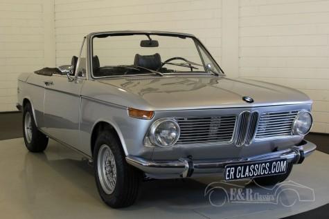 BMW 1600 cabriolet 1970 kopen