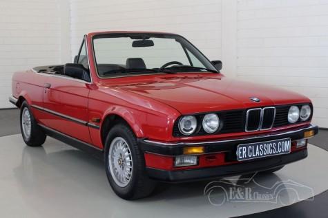 BMW 320i (E30) cabriolet 1988 kopen
