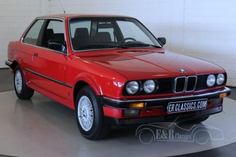 BMW 325 iX coupe 1987 kopen
