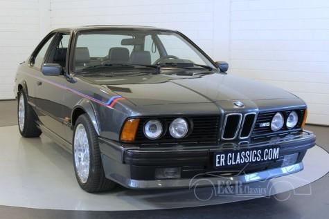 BMW 635CSI M6 E24  kopen
