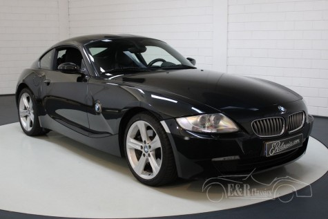 BMW Z4 Coupe 2008 kopen