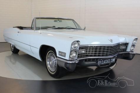 Cadillac DeVille cabriolet 1967  kopen
