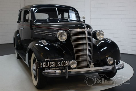 Chevrolet Master Deluxe 1938 kopen