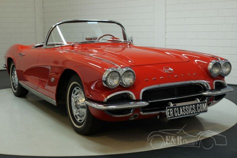 Chevrolet Corvette C1 1962  kopen