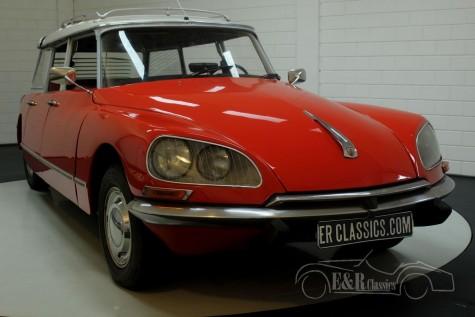 Citroën ID20 Break Familiale 1970 kopen