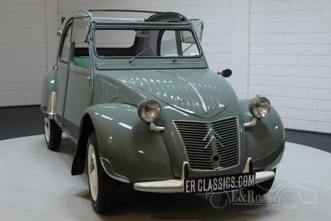 Citroen 2CV AZ 1960 kopen