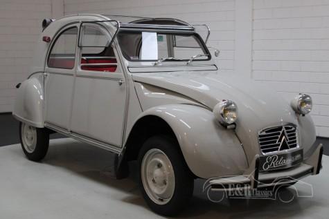 Citroen 2CV 1963  kopen